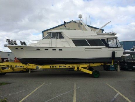 2000 Bayliner 4788 Pilothouse Motor Yacht