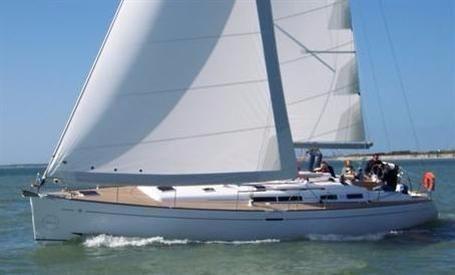 2007 Dufour 525