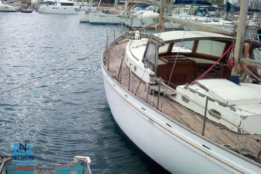 1971 Laurent Giles 45 ft ketch