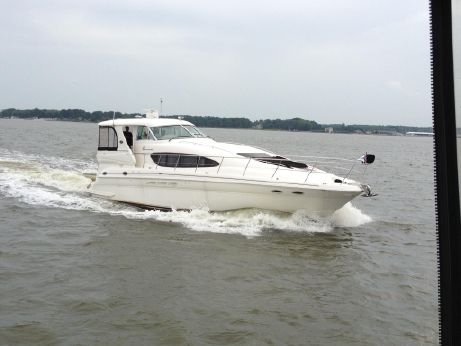 2004 Sea Ray 48 Motor Yacht 480