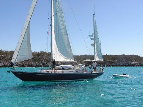 1987 Migrator Yachts Block Island 40