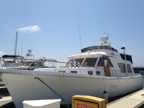 1987 Chb Trawler