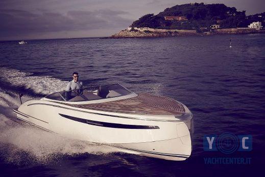 2017 I.c.yacht Luxury Tender 9.50m Open