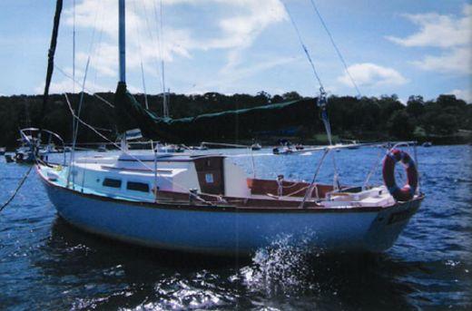 1974 Cape Dory full keel