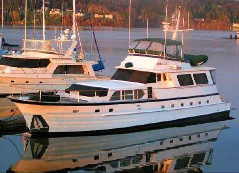 1967 Feadship 65 Pilothouse MY