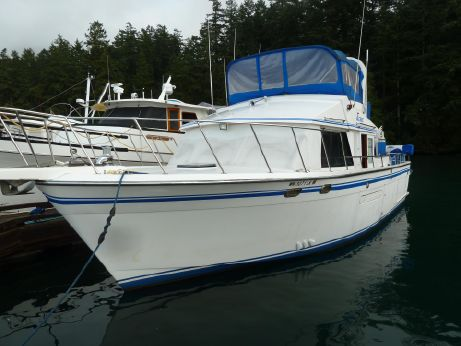 1989 Defever Offshore Sport Cruiser