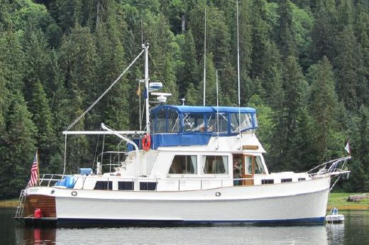 1985 Grand Banks 49 Classic