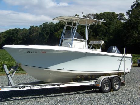 2008 Sailfish 218 CC