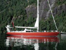 1986 Baltic Custom 76 Cutter