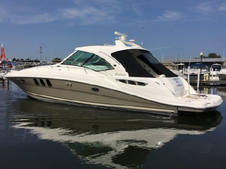 2005 Sea Ray 480 Sundancer