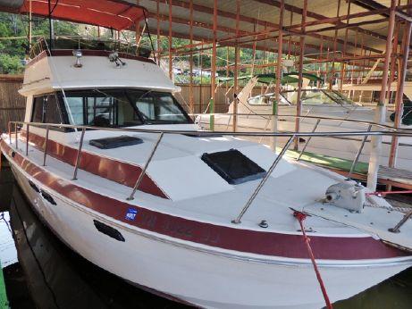 1981 Wellcraft 310 Sedan Cruiser