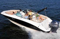 2014 Nauticstar 243DC Sport Deck