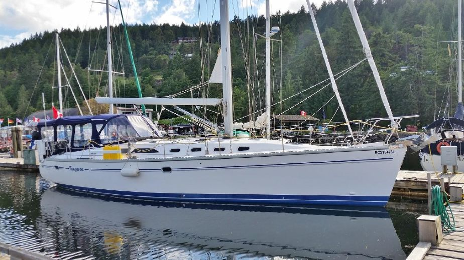 2000 Catalina 470 Sail Boat For Sale - www yachtworld com