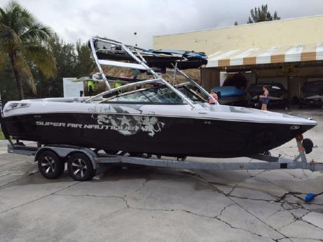 2010 Nautique Super Air Nautique 230 Team Ed