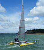 1993 Catapult Inflatable Catamaran