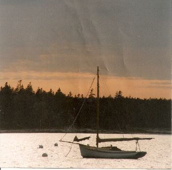 1988 Ralph Stanley Friendship Sloop