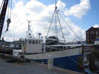 1960 Fishing Boat 13
