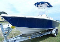 2015 Sea Chaser 23 LX Bay Runner