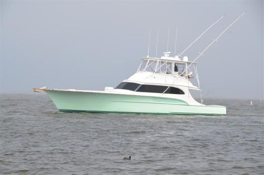 1989 Davis Carolina Custom Sportfisherman