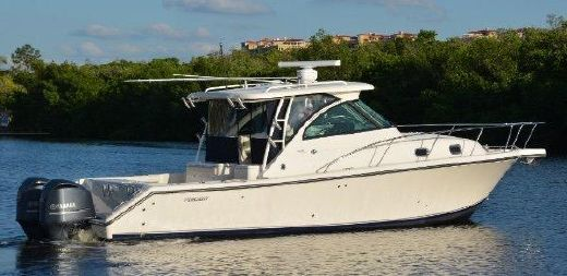 2013 Pursuit 345 Offshore