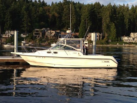 2002 Boston Whaler Conquest