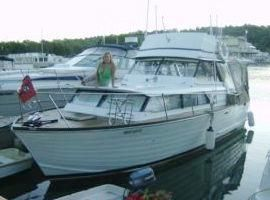 1969 Trojan Sea Skiff 28