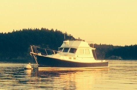 1986 Cuttyhunk Lobster Yacht