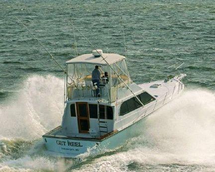 1988 Egg Harbor 37 Convertible
