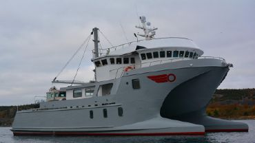 2004 Ocean Voyager Expedition Power Cat