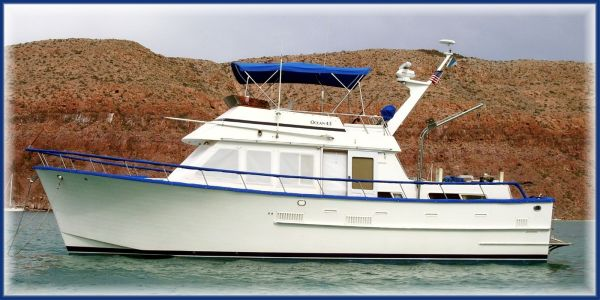 43' Ocean Alexander Ocean+Boat for sale!