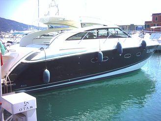 2009 Princess V42