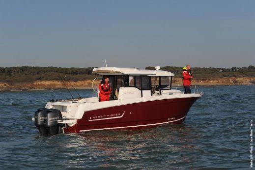 2015 Jeanneau Merry Fisher 855 Marlin Offsho
