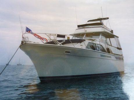1974 Pacemaker Motoryacht