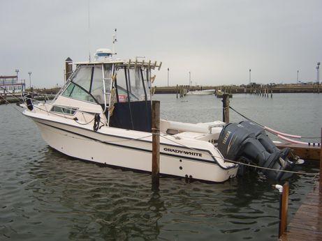 1998 Grady-White 272 Sailfish with 2005 Yamahas