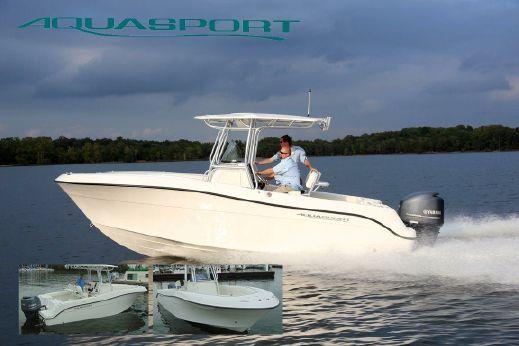 2016 Aquasport 2300 CC