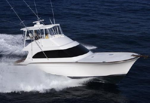 2012 Buddy Davis 52 Sportfisherman