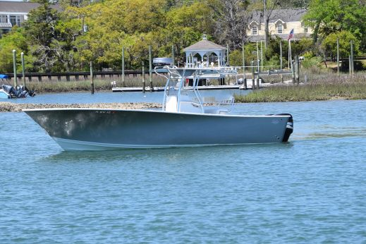 2005 Hells Bay Regulator 27