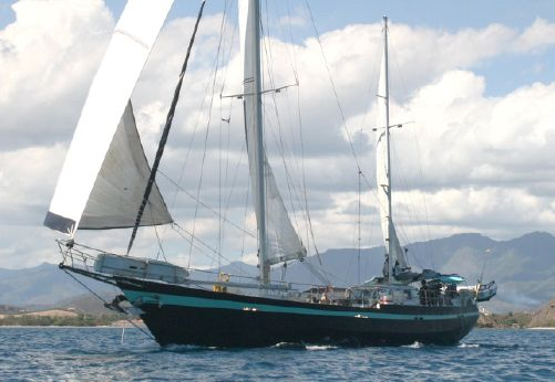 1991 Admirality Bay Yachts Ketch