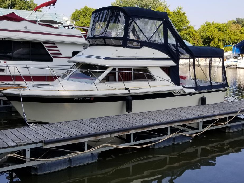 Used Chris Craft Commander 31 United States Prices - Waa2