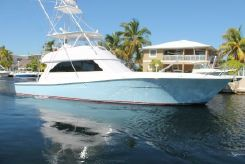1999 Viking Boats Sportfish 58'