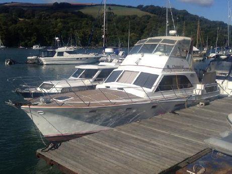 1980 Ocean Yachts Sunliner 42