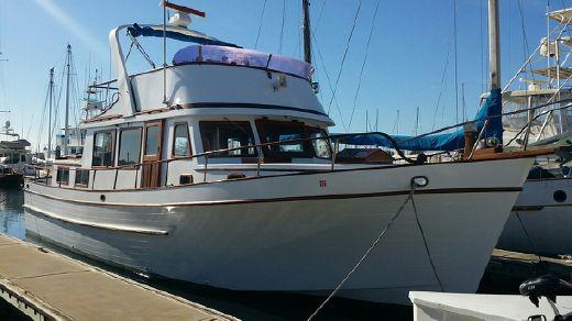 1979 C & L Aft Cabin Trawler