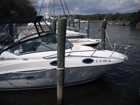 2008 Sea Ray Sundancer 240
