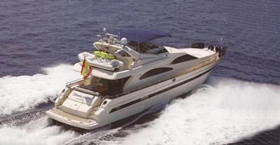 2000 Astondoa GLX 72