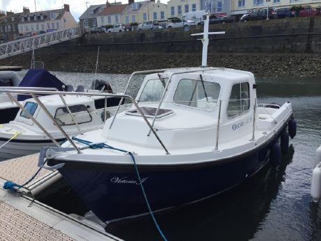 2009 Orkney Boats Pilot House 20