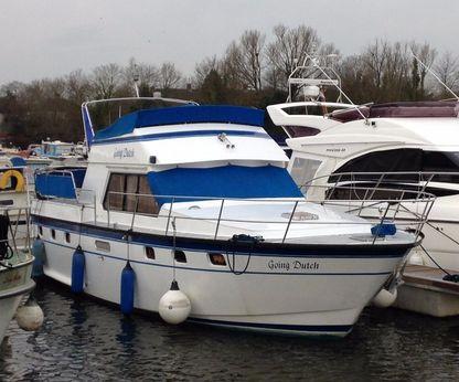 1990 Aquanaut Unico 1100AK Dutch Steel Cruiser