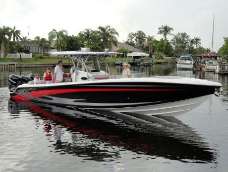 2011 Nor-Tech 390 Center Console