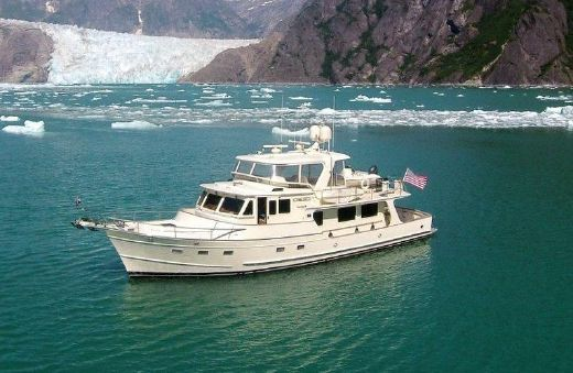 2009 Fleming Pilothouse Motor Yacht
