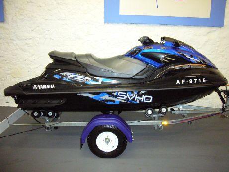 2015 Yamaha FZS SVHO