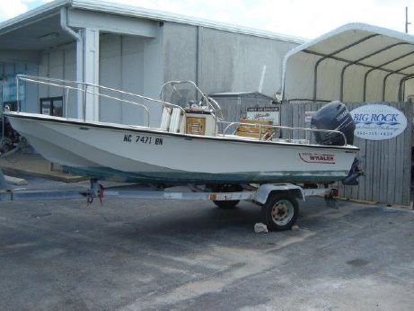 1988 Boston Whaler 17 Montauk